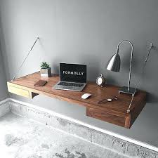 Diy Wall Desk Wall Mount Desk Blvd Wall Mount Desk Wall Mounted Standing Desk