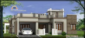 beautiful home elevations kerala design floor plans home plans