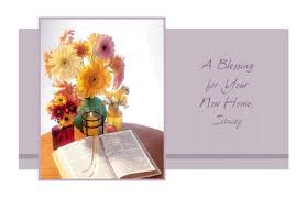 new home blessing greeting card congratulations printable card