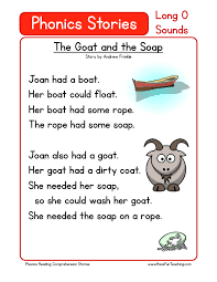 this reading comprehension worksheet the goat and the soap is