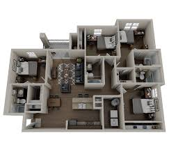 1 4 bed apartments forum at statesboro