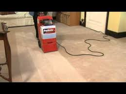 Rent An Upholstery Cleaner Rug Doctor Carpet Cleaning Youtube