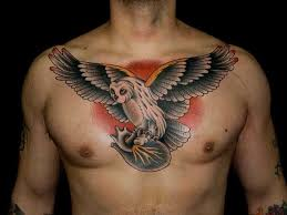 110 best chest tattoos for and chest