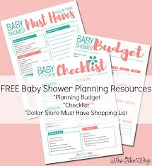 Decorating For A Baby Shower On A Budget Baby Shower On A Budget Dollar Stores Budgeting And Tutorials