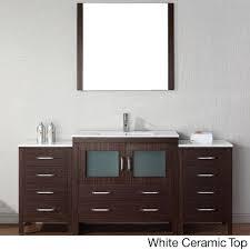 St James Vanity Restoration Hardware by Virtu Usa Dior 72 Inch Single Sink Vanity Set In Espresso Dior 72