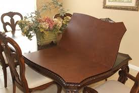 custom dining table pads spectacular custom table pads reviews f60 in stunning home design