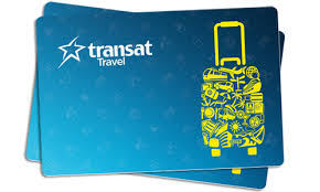 travel gift certificates transat travel gift cards