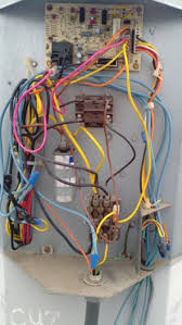 electrical wiring york air conditioning wiring diagram the