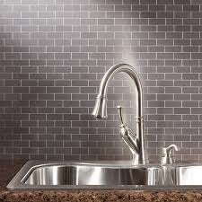 home design sheet metal kitchen backsplash intalling in exciting