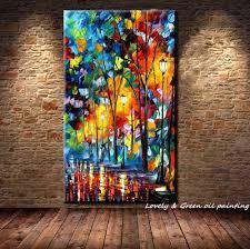 aliexpress com comprar grande pintado a mano abstracta moderna de