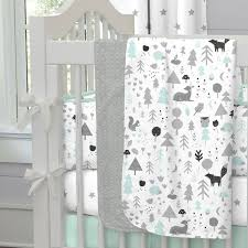 best 25 woodland crib bedding ideas on pinterest boy nursery