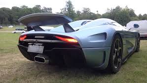 koenigsegg newest model koenigsegg brings new model regera to goodwood festival of speed