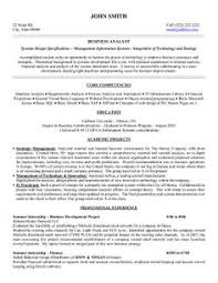 sample resume business development manager free template resume of