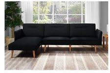 Sectional Sleeper Sofas With Chaise by Ac Pacific Sectional Sofas Loveseats U0026 Chaises Ebay