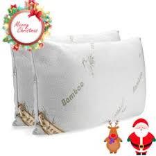 Bamboo Pillow Hotel Comfort 2 Pack Hotel Bamboo Bamboo Memory Foam Pillow Hypoallergenic