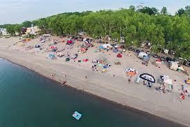 Pennsylvania beaches images Sara 39 s campground family camping on lake erie pennsylvania jpg