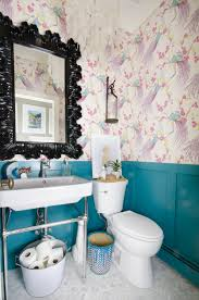 Pink Powder Room Small Powder Room Makeover The Chronicles Of Home