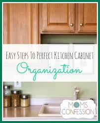 Aldi Bathroom Cabinet Easy Kitchen Cabinet Organization Moms Confession