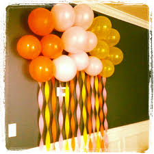 Baby Shower Venues In Los Angeles County Ready To Pop Baby Shower Balloon And Streamer Wall Do In Red