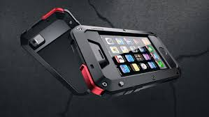 taktik is a rugged case for the iphone from the makers of lunatik