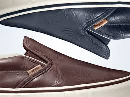 Jual Vans Vault Og vans vault classic slip on 59 lx leather leaf pack release info