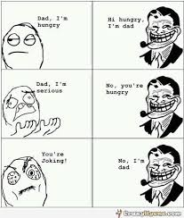 Meme Conversation - funny conversation with dad