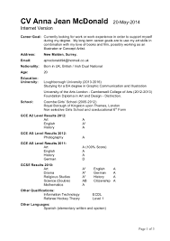 Working Student Resume Sample by 100 Resume Work This Resume Got Me Internship Offers From