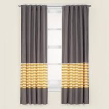 Grey And Blue Curtains Awesome Grey And Yellow Curtain Panels 56 For Extra Long Shower