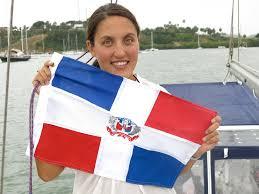 Dominican Republic Flag Captain U0027s Log Little Inagua Bahamas To Luperon Dominican