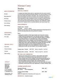 Meat Cutter Job Description Resume by Job Description Sample For Butcher Online Job Recruiting Sites