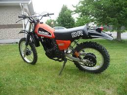 1981 suzuki sp 500 dirt bikes pinterest dirt biking