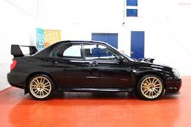 used 2005 subaru impreza sti wrx sti type uk for sale in greater