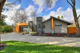 Midcentury Modern House - modern homes for sale sacramento ca home modern