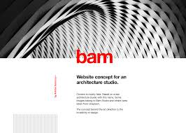 bam concept on behance web pinterest behance web