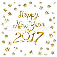 happy new year card happy new year card gold template black background with