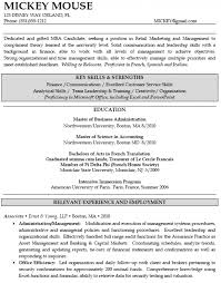 mba application resume sample u2013 resume examples
