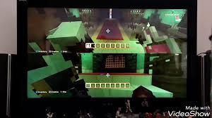 on joue à minecraft version halloween avec coco youtube