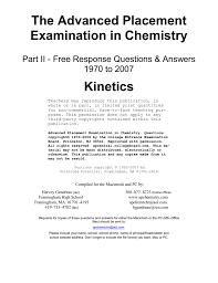 kinetics chemmybear com