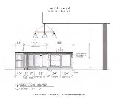kitchen island cabinet sizes kitchen design