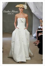 carolina herrera wedding dress wedding dresses wedding dress 792455 weddbook