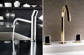 kitchen faucet trends contemporary italian kitchen trends and timeless faucet design