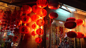 new year lanterns for sale 4k paper lanterns in the temple on new year