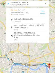 Save A Route In Google Maps by How To Sync A Google Map Routes Between Devices Tech Advisor