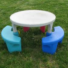 round picnic tables for sale best fisher price adjustable round picnic table for sale in