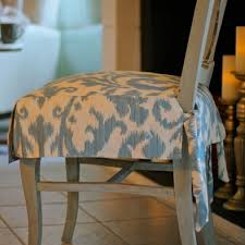 Fabric Chair Covers For Dining Room Chairs Dining Room Chairs Slipcovers But In A Black And White Fabric