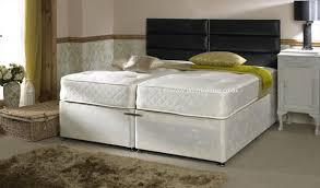 King Size Bed Hotel Serene Hotel Contract 1500 Pocket 5ft King Size Zip U0026 Link Divan Bed