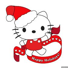 christmas kitty vector graphics 365psd