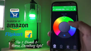 5 cool gadgets for diwali u0026 home decorating on amazon and