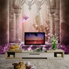 living room wall murals 15 refreshing wall mural ideas for your purple wall murals artwork wall murals for living room sweet dream purple and pink livingbeibehang modern photo wallpaper mural for living room dimensional