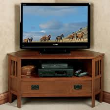 home theater entertainment center laramie mission corner tv media stand